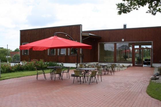 vasaras kafejnīca